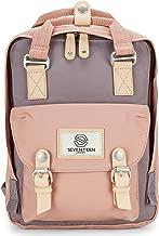 SEVENTEEN LONDON - Marylebone Classic Unisex Waterproof Backpack for College School Travel Luggage Bag - 10.9