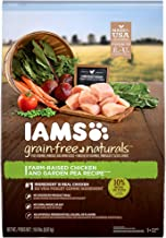 Iams Grain-Free Naturals Adult Chicken And Pea Recipe Dry Dog Food 19.0 Pounds (Discontinued By Manufacturer)