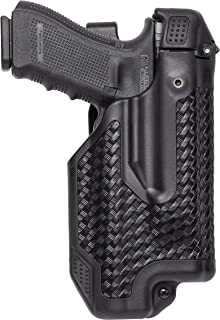 BLACKHAWK! EPOCH Level 3 Light Bearing Duty Holster- Matte Finish