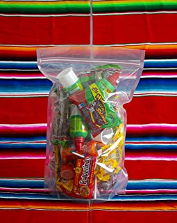 Mexican Candy Assortment Snacks (64 Count) Variety Of Spicy, Sweet, Sour Bulk Candies Dulces Mexicanos, Includes Lucas Candy, Pelon, Vero Lollipop, Pulparindo (Mexican Mix, 64 Count)