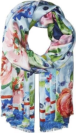 Echo Design - Springtime Floral Oblong