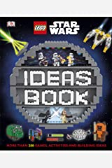 LEGO Star Wars Ideas Book: More than 200 Games, Activities, and Building Ideas (Dk Lego Star Wars) Kindle Edition