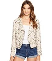 Blank NYC - Floral Detailed Jacket in Stem To Stem