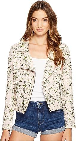 Floral Detailed Jacket in Stem To Stem