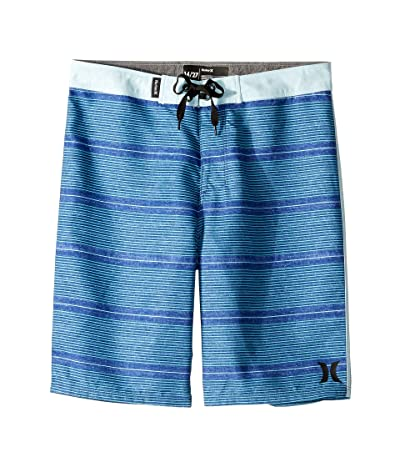 Hurley Kids Shoreline Boardshorts (Big Kids) (Deep Royal Blue) Boy