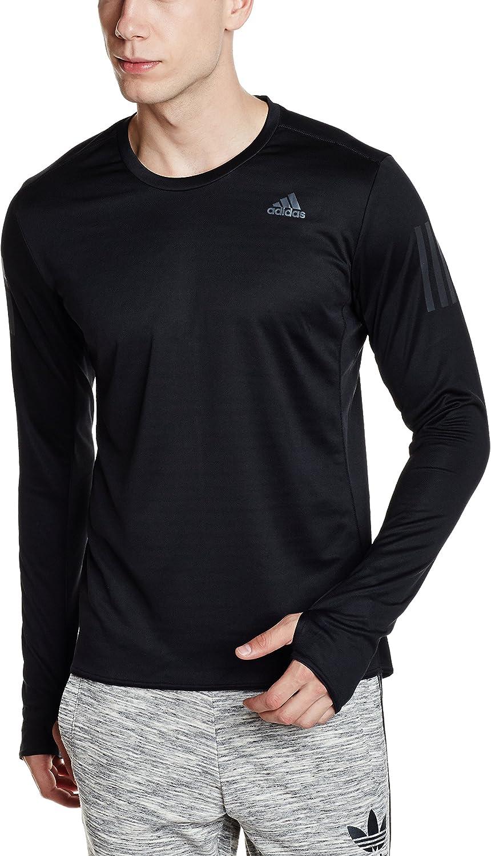Adidas Response LS Running TShirt  AW17