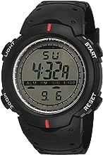 Carson Digital Black Dial Men's Watch -CR-7710-1DR (G223)