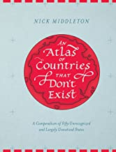 Best an atlas of countries that don't exist Reviews