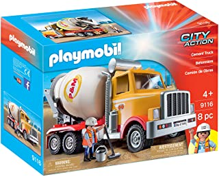 Playmobil 9116 Construction, Building Sets & Blocks 3 Years & Above,Multi color