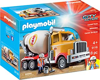 Best playmobil flatbed construction truck Reviews