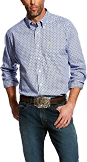 Men's Wrinkle Free Long Sleeve Shirt