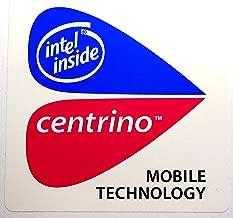 Intel Centrino Mobile Technology Sticker 76mm x 76mm [R4]