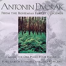Antonín Dvořák: From The Bohemian Forest / Legends