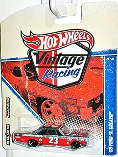 Hot Wheels Vintage Racing '65 Ford