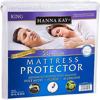 Hanna Kay Mattress Protector King Size