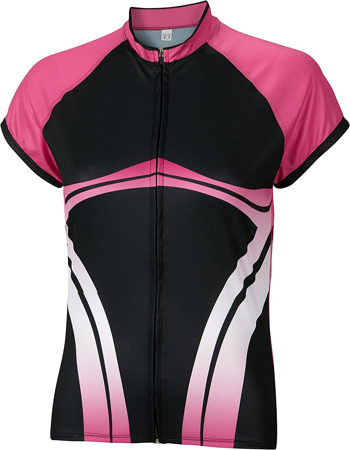 Elitta Damen e-Full Zip Wave Jersey