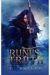Runes of Truth: A Reverse Harem Urban Fantasy (A Demon's Fall Series Book 1) (English Edition) Format Kindle