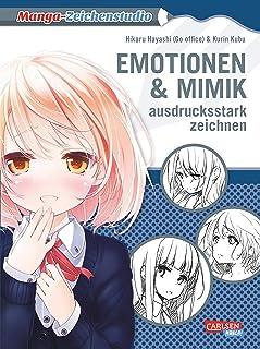 Manga-Zeichenstudio: Emotionen und Mimik ausdrucksstark zeic