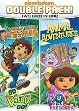 Dora & Diego: Wolf Pup Rescue & Animal Adventures