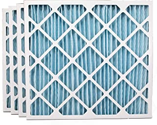 Ultra Pure Pleat 30x36x2 MERV 11 Pleated Geothermal AC Furnace Filters, (4 Pack) (30x36x2)