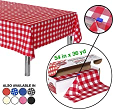 square plastic picnic table
