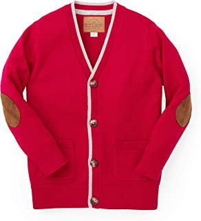 toddler sweater with elbow patches