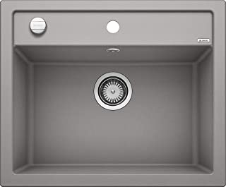 Blanco 铂浪高 厨房水槽 DALAGO Alumetallic 60 cm Unterschrank