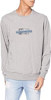 Diesel S-Girk N83 Cotton Grey Sweatshirt S
