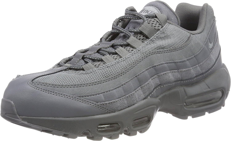 Nike Herren Air Max 95 Essential Turnschuhe, grau
