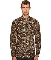 Just Cavalli - Cheetah Button Down