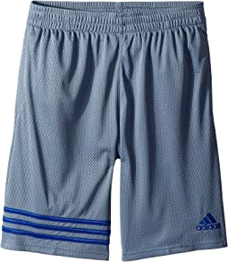 adidas Kids Defender Impact Shorts (Big Kids)