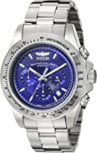Invicta Men's 18391 Speedway Silver-Tone Stainless Steel Watch
