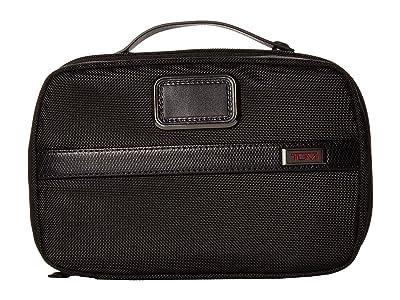 Tumi Alpha 3 Split Travel Kit (Black 1) Luggage