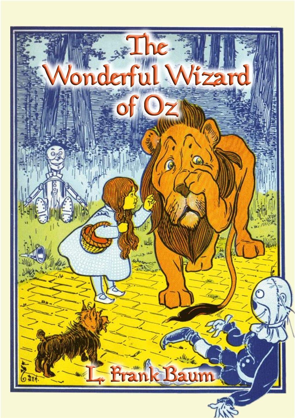 増幅器プロテスタントアセThe Wonderful Wizard of Oz - Book 1 in the Books of Oz series (English Edition)