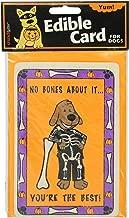 Crunchkins Crunch Edible Card, No Bones About It, You'Re The Best