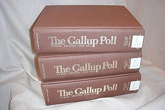 The Gallup Poll; Public Opinion, 1935-1971