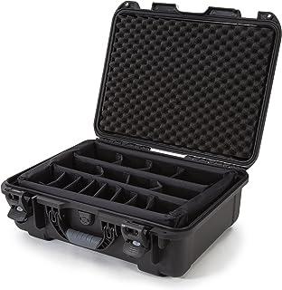 Nanuk 930 Waterproof Hard Case with Padded Dividers - Black