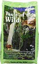 product image for Taste Of The Wild Dry Cat Food, Rocky Mountain Feline Formula With Roasted Venison And Smoked Salmon, 5 Pound