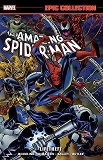 Amazing Spider-Man Epic Collection: Lifetheft (Amazing Spider-Man (1963-1998)) (English Edition)