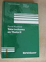 Tata Lectures on Theta II