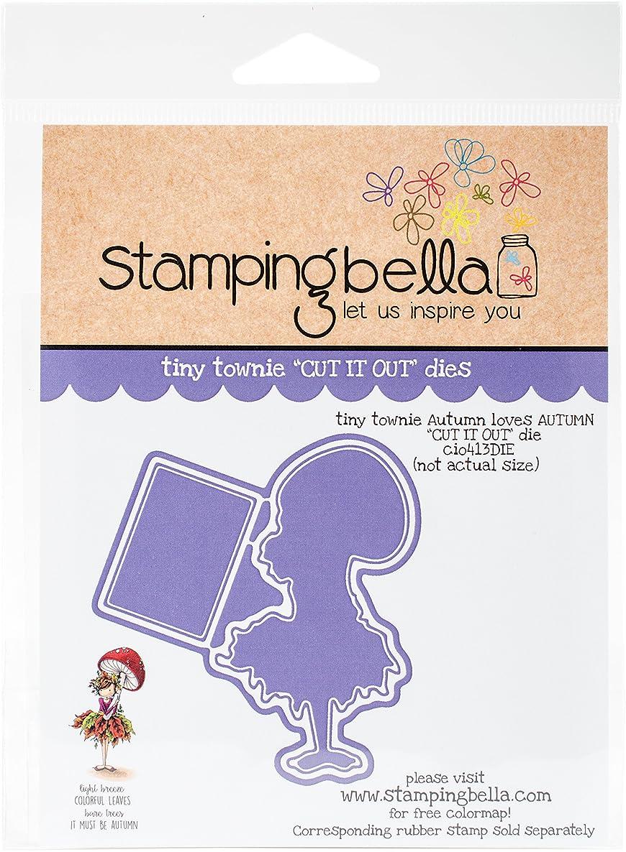 Stamping Bella CIO413DIE Cut It Out Dies Loves Autumn tudd2980318767