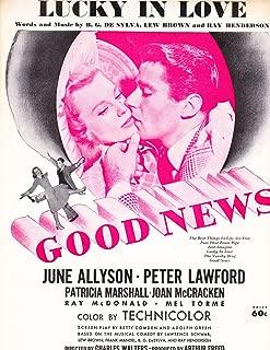Best lucky in love good news Reviews