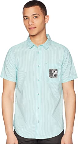 RVCA Resort Disruption Short Sleeve T-Shirt