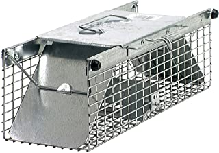 Havahart 1025 Small 2-Door Live Animal Trap – Ideal for catching squirrels, chipmunks,..