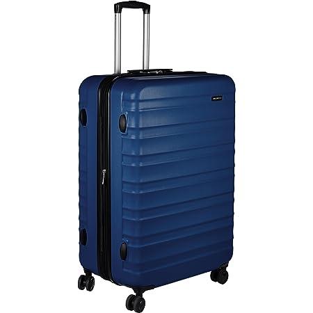 68 cm Basics Valise de voyage /à roulettes pivotantes Orange br/ûl/é