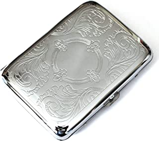 antique silver case