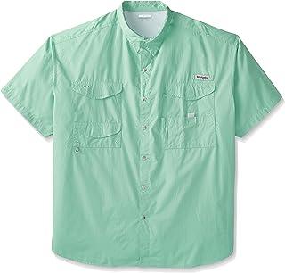 Columbia Sportswear Big and Tall Bonehead Short Sleeve Shirt