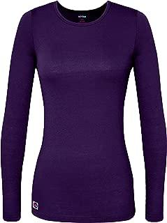 Best purple long sleeve top Reviews