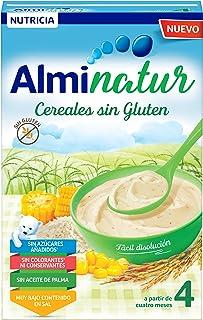 Alminatur Papilla de cereales sin gluten a partir de los 4