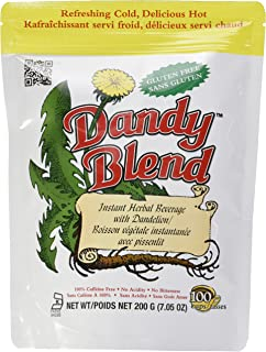 Dandy Blend Instant Herbal Beverage With Dandelion, 200g (Packaging may vary)